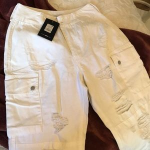 Fashion nova cargo pants!!